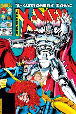 Uncanny X-Men #296