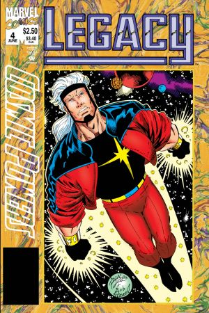 Cosmic Powers (1994) #4