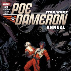 Star Wars: Poe Dameron Annual (2017)