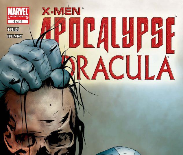 X-MEN: APOCALYPSE/DRACULA (2006) #4