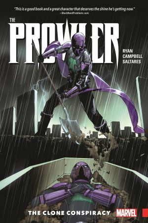 Prowler: The Clone Conspiracy (Trade Paperback)