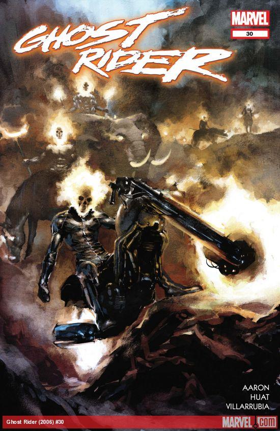 Ghost Rider (2006) #30