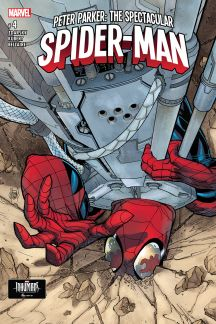 Peter Parker: The Spectacular Spider-Man (2017) #4