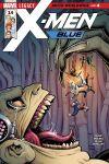 Cover for X-MEN: BLUE 14