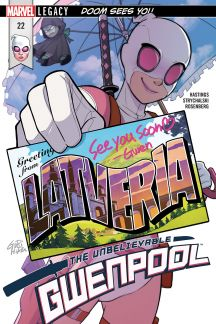 The Unbelievable Gwenpool (2016) #22
