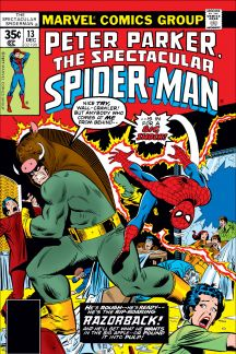 Peter Parker, the Spectacular Spider-Man #13