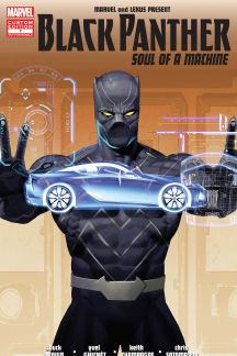 Black Panther: Soul of a Machine – Chapter Seven #0