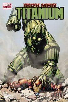 Iron Man: Titanium #1