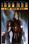 IRON MAN: I AM IRON MAN! (2010) #1