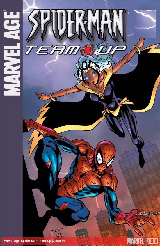 Marvel Age Spider-Man Team-Up (2000) #5
