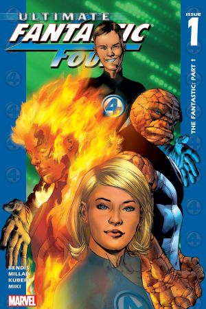 Ultimate Fantastic Four (2003) #1