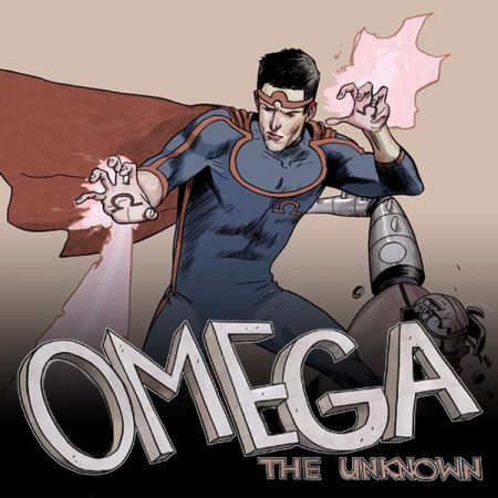 Omega: The Unknown (2007 - 2008)