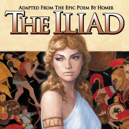 Marvel Illustrated: The Iliad