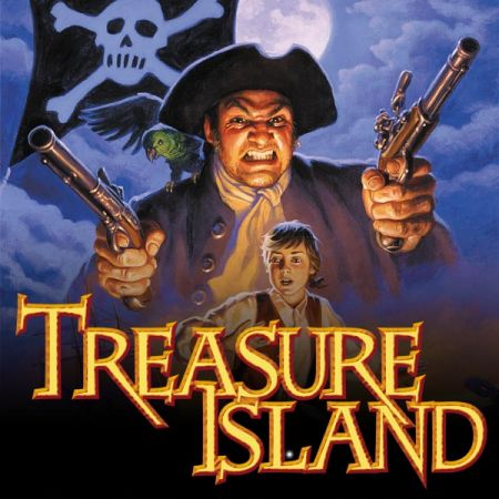 Marvel Illustrated: Treasure Island