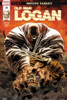 Old Man Logan (2016) #38