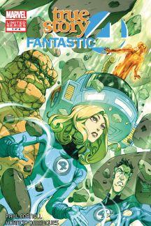 Fantastic Four: True Story (2008) #1