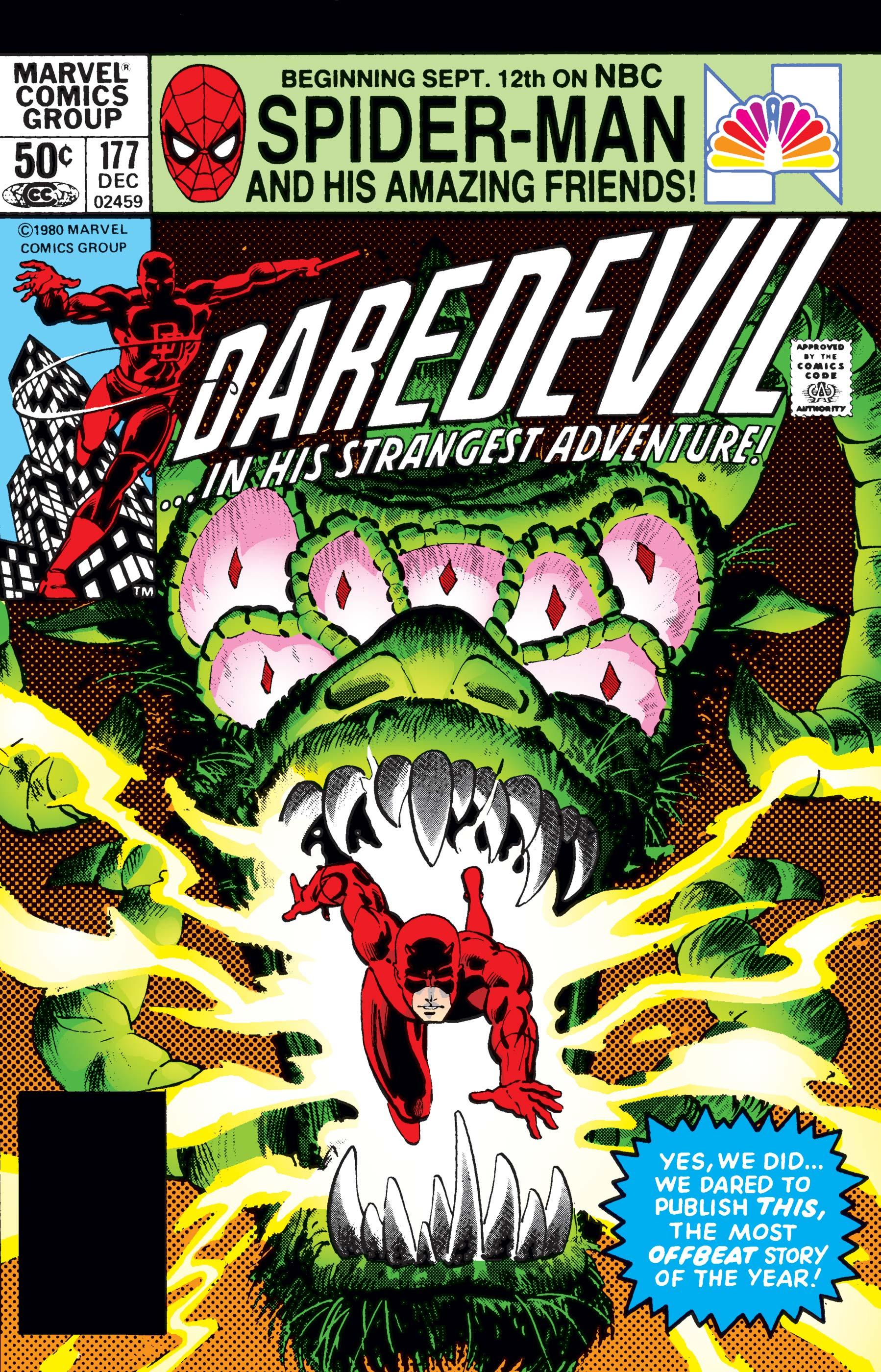 Daredevil (1964) #177