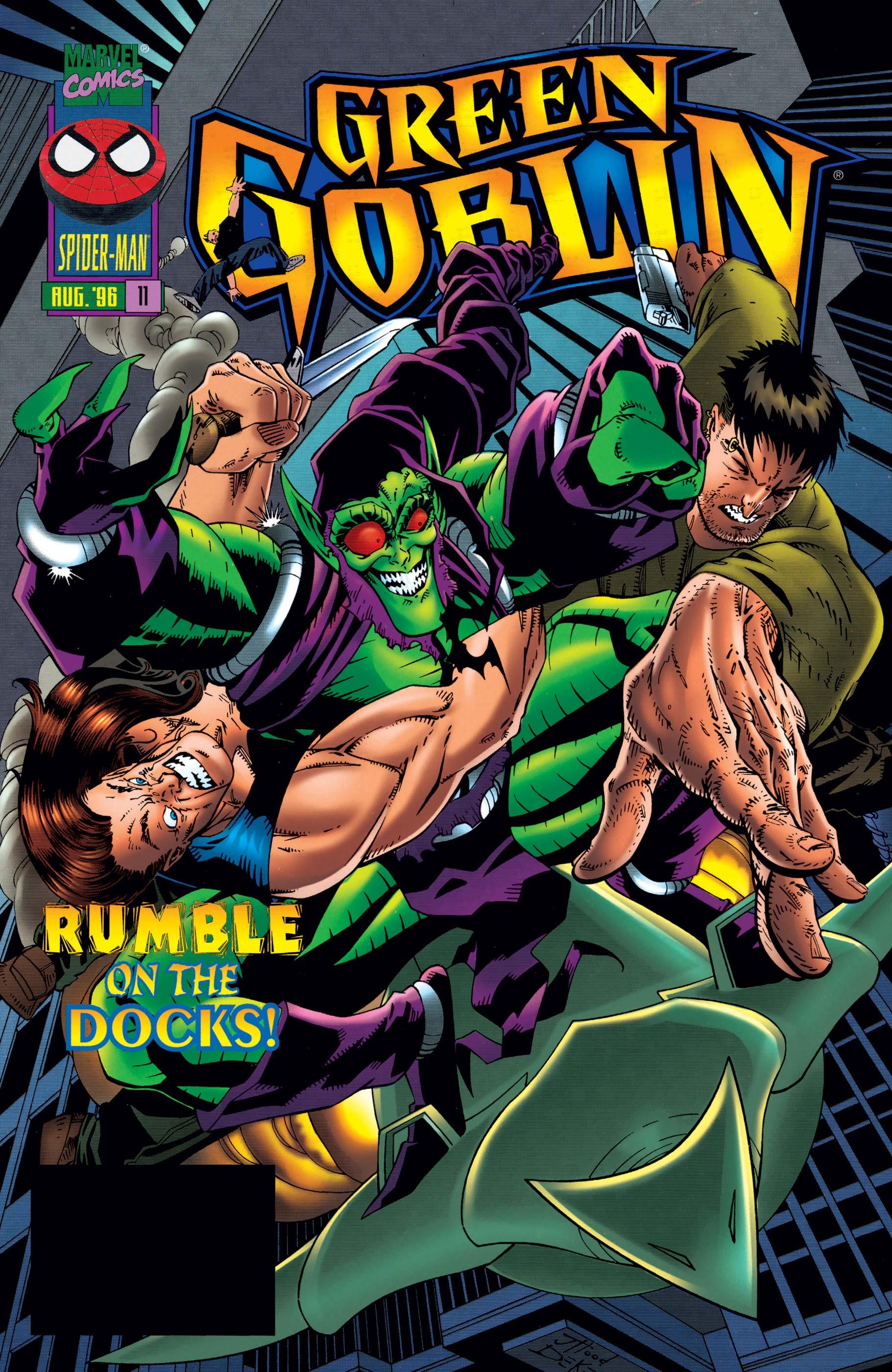 Green Goblin (1995) #11