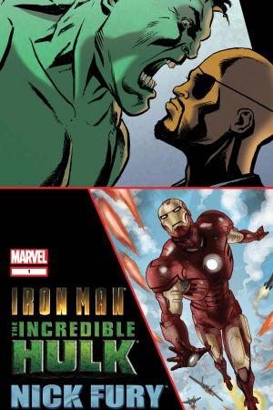 Iron Man/Hulk/Fury #1