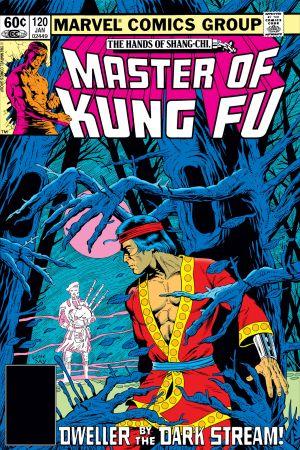 Master of Kung Fu #120