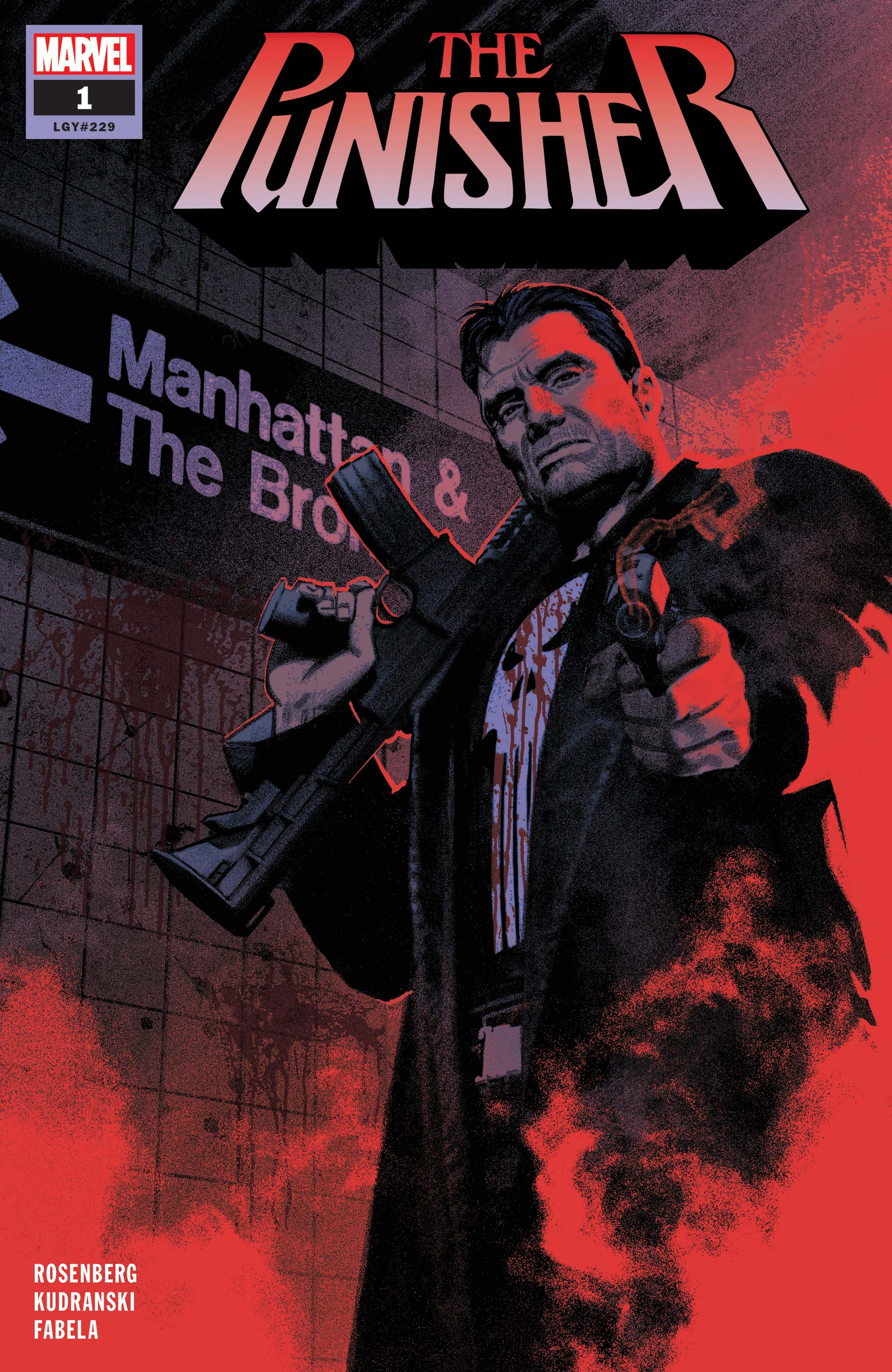 The Punisher (2018) #1