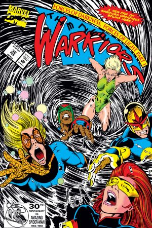 New Warriors (1990) #32