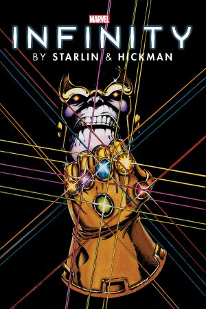 Infinity By Starlin & Hickman (Hardcover)