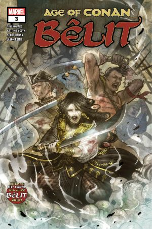 Age of Conan: Belit #3