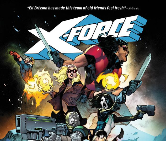 XFORCE2018V1TPB_cover