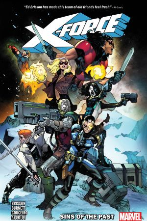 X-FORCE VOL. 1: SINS OF THE PAST TPB (Trade Paperback)