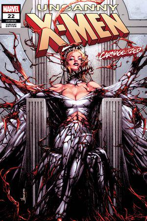 Uncanny X-Men (2018) #22 (Variant)
