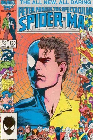 Peter Parker, the Spectacular Spider-Man (1976) #120