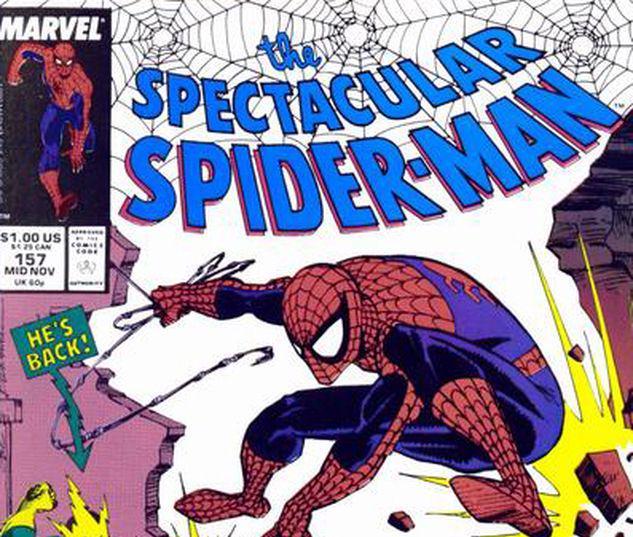 Spectacular Spider-Man #157