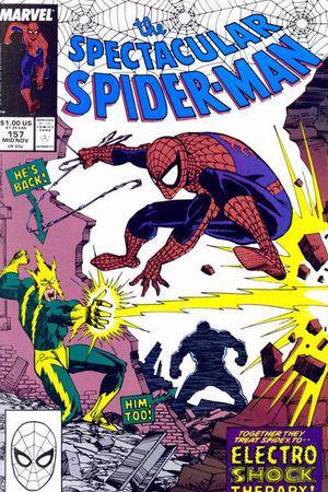 Peter Parker, the Spectacular Spider-Man (1976) #157