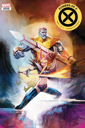 Powers of X (2019) #3 (Variant)