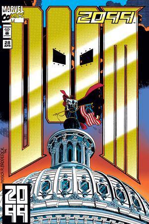 Doom 2099 (1993) #28