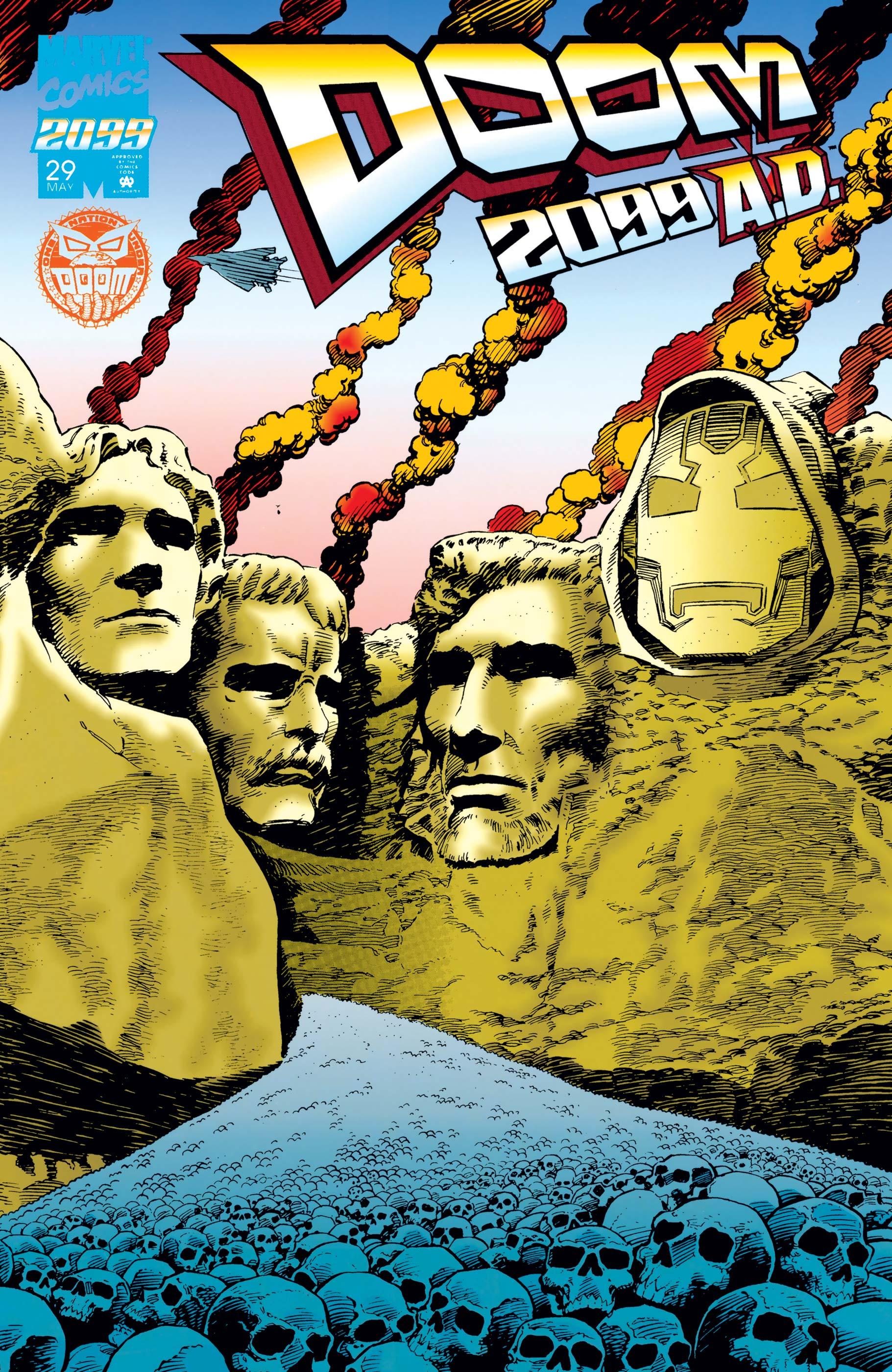 Doom 2099 (1993) #29