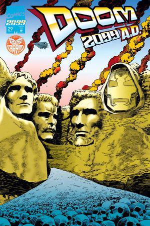 Doom 2099 #29