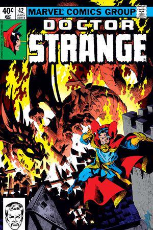 Doctor Strange #42