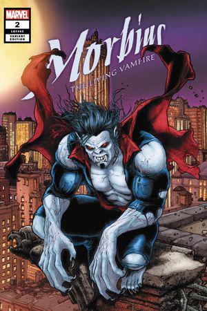 Morbius #2  (Variant)