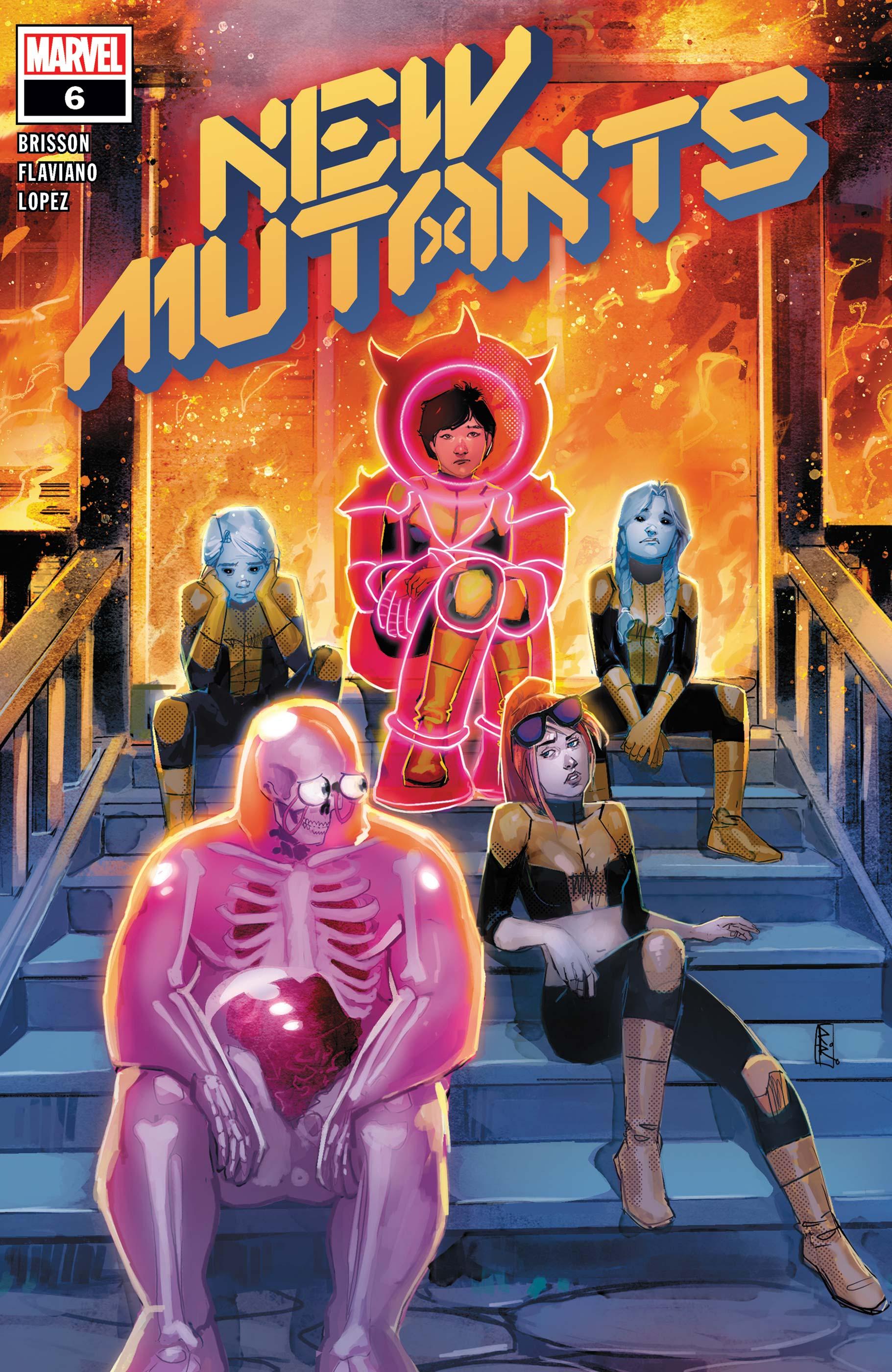 New Mutants (2019) #6