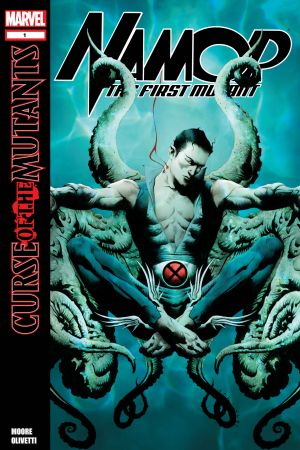 Namor: The First Mutant (2010) #1