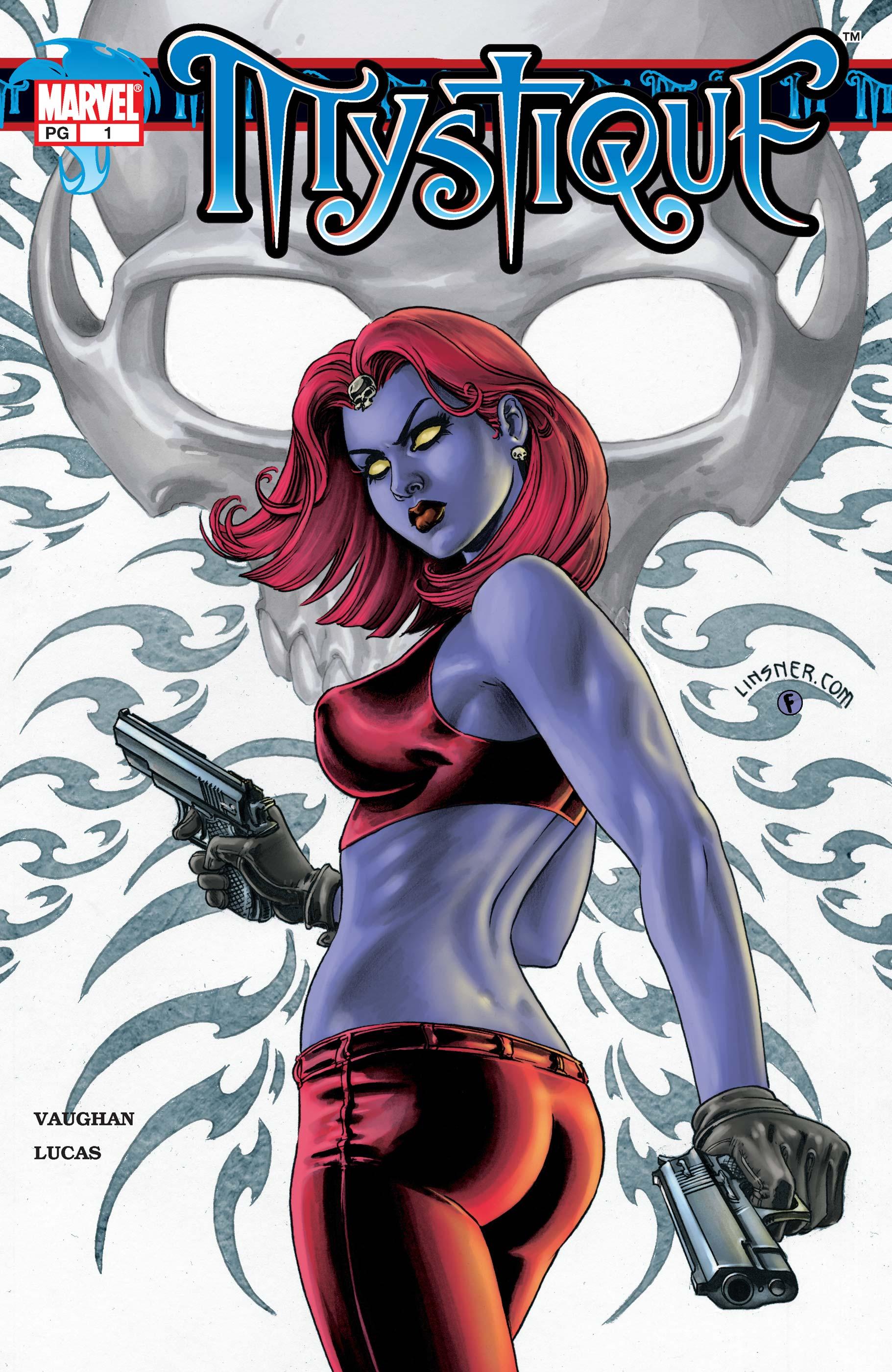 Mystique (2003) #1