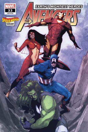 Avengers #33  (Variant)