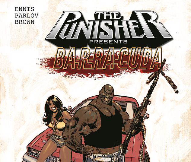 Punisher Presents: Barracuda Max #0