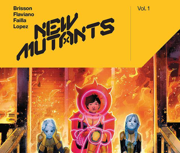 New Mutants by Ed Brisson Vol. 1 #0