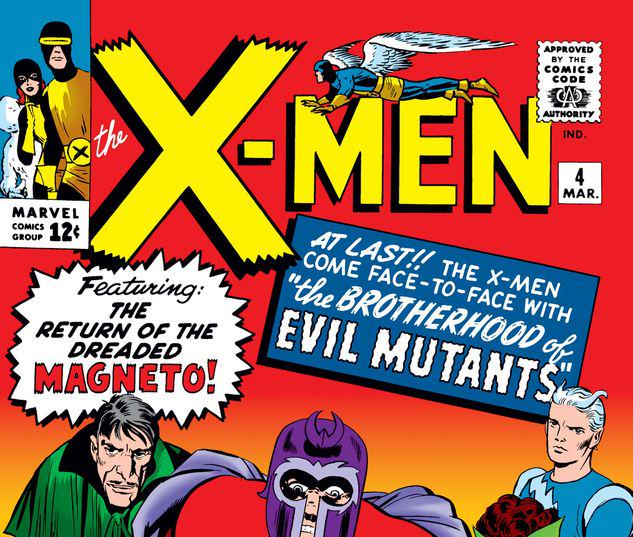X-Men: Facsimile Edition #4