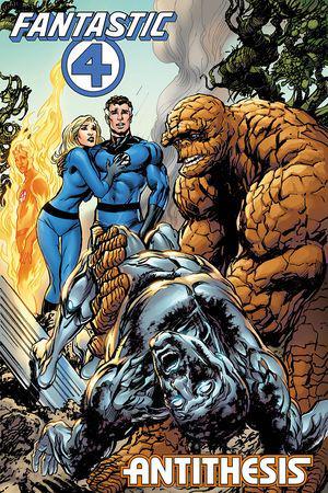 Fantastic Four: Antithesis Treasury Edition (Trade Paperback)
