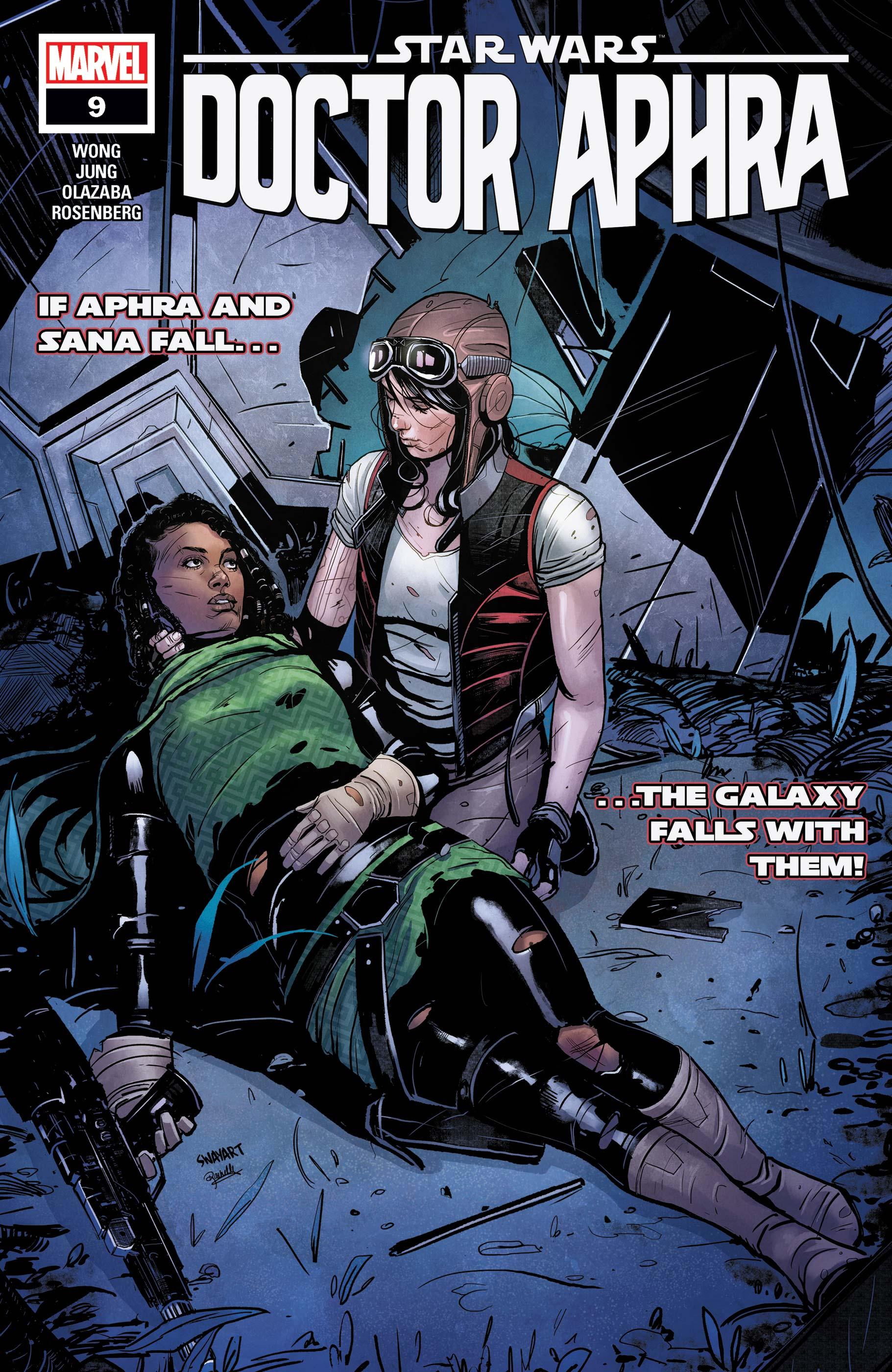 Star Wars: Doctor Aphra (2020) #9
