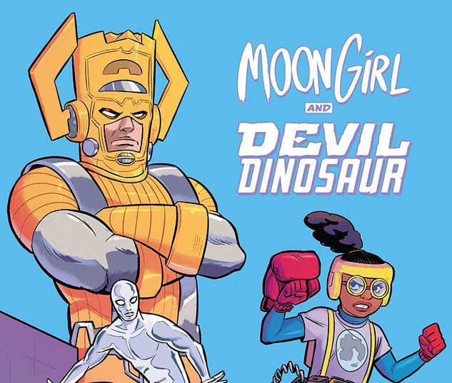 MOON GIRL AND DEVIL DINOSAUR: BAD BUZZ GN-TPB #1
